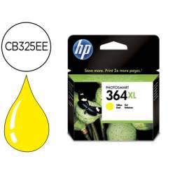 Cartucho HP 364XL color Amarillo CB325EE