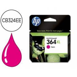 Cartucho HP 364XL color Magenta CB324EE