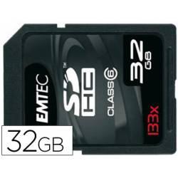 Memoria Flash SD 133X Emtec