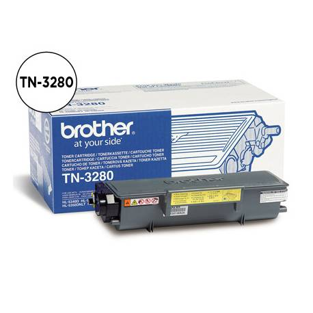 Toner Brother TN-3280 Negro