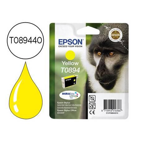 Cartucho Epson T089440 Amarillo