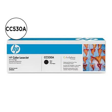 Toner HP 304A CC530A color Negro