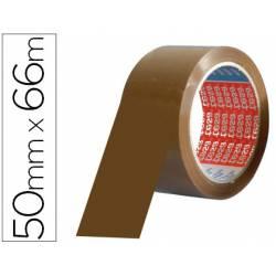 Cinta adhesiva Tesa pvc color marron embalaje