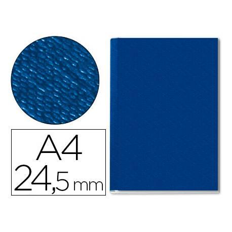 Tapa de Encuadernación Cartón Leitz A4 Azul 245 hojas