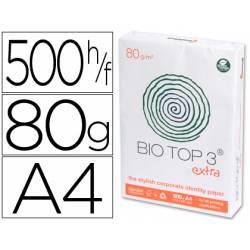 Papel multifuncion Biotop Mondi A4 80 g/m2