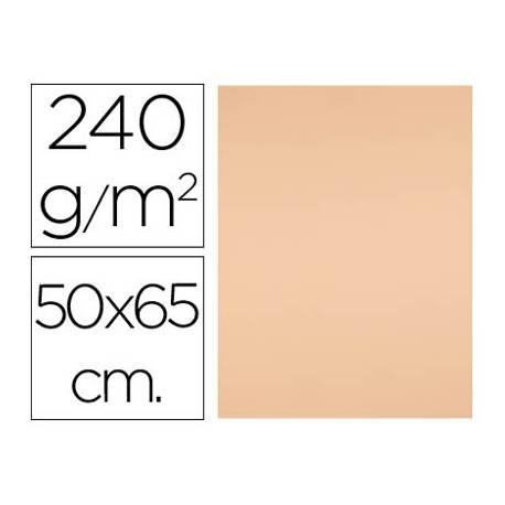Cartulina Liderpapel sepia 240 g/m2