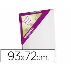Bastidor Lienzo marca Lidercolor 93x72 cm