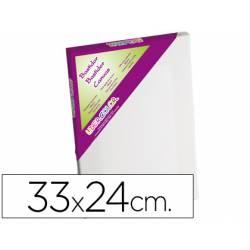 Bastidor Lienzo Lidercolor 33x24 cm
