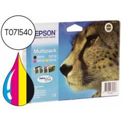Cartucho Epson T071540 Tricolor + Negro