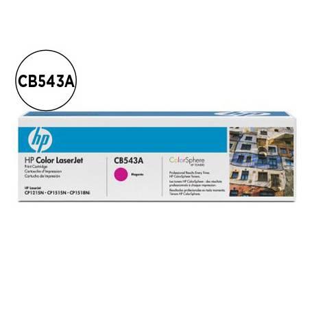 Toner HP 125A CB543A color Magenta