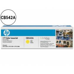 Toner HP 125A CB542A color Amarillo