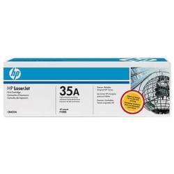Toner HP 35A CB435A color Negro