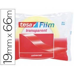 Cinta adhesiva Tesa transparente