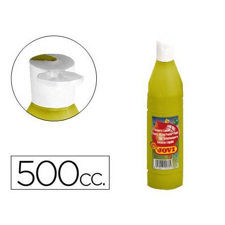 Tempera liquida Jovi oro 500 cc