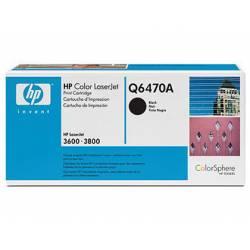 Toner HP 501A Q6470A Negro