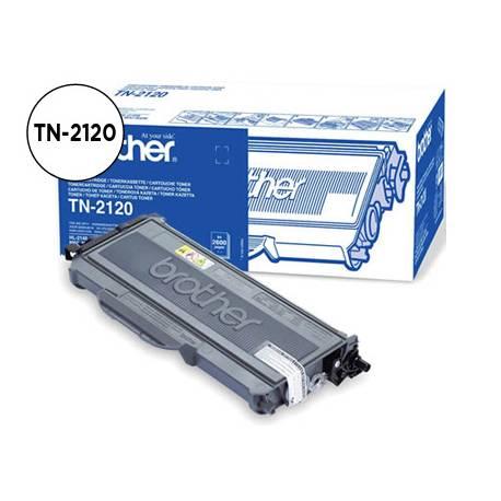 Toner Brother TN-2120 Negro