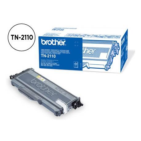 Toner Brother TN-2110 Negro
