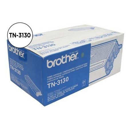 Tóner Brother TN-3130 Negro