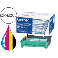 Tambor Brother DR-130CL Tricolor + Negro