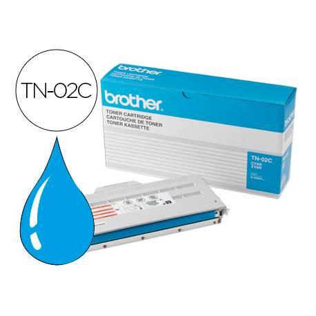Toner Brother TN-02C Cian
