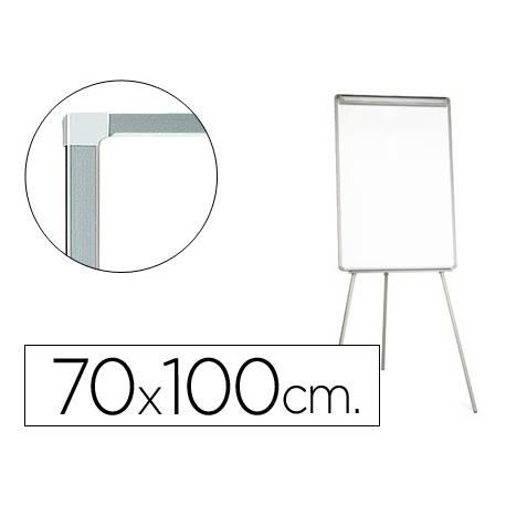 Pizarra Blanca laminada Tripode 70x100 cm Q-Connect