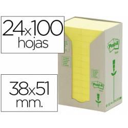Bloc quita y pon recicladas Post-it ®