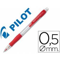 Portaminas Pilot Super Grip rojo