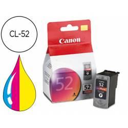Cartucho Canon 0619B001 Nº CL-52 Negro