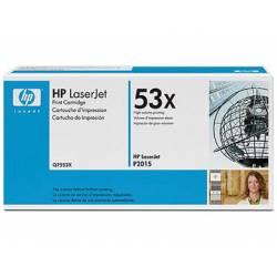 Toner HP 53X Q7553X Negro