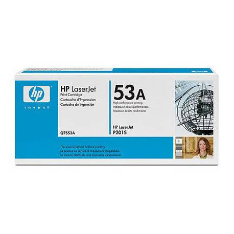 Toner HP 53A Q7553A Negro