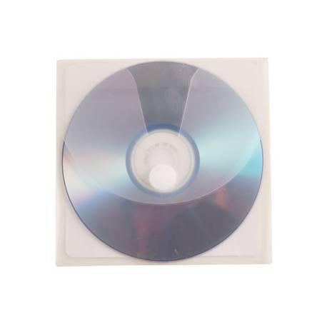 Funda autoadhesiva para CD/DVD Q-Connect