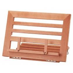 Atril de madera Csp 340 x 225 x 240 mm