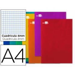 Libreta escolar grapada marca Liderpapel Write A4