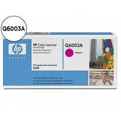 Toner HP 124A Q6003A color Magenta