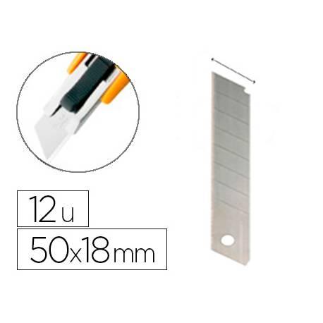 Recambio cuter ancho Q-Connect KF10636