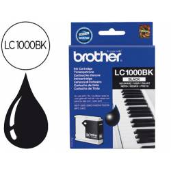 Cartucho Brother LC-1000BK Negro