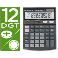 Calculadora Sobremesa Citizen CT-666 12 digitos