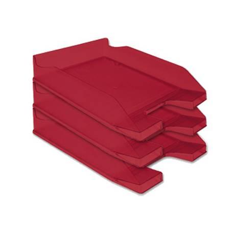 Bandejas sobremesa plastico Q-Connect