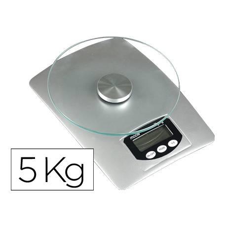 Pesacartas oficina 5 kg Q-Connect