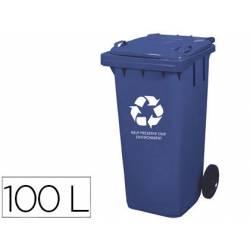 Contenedor de plastico Q-Connec 100 L
