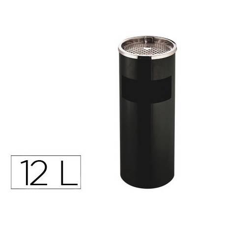 Cenicero papelera Q-Connect 12 L