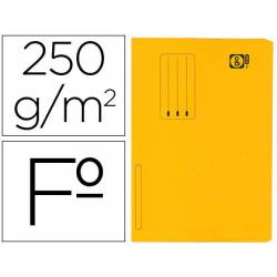 Subcarpeta Pocket Gio folio amarillo