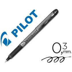 Rotulador Pilot V-5 Grip 0,5 mm Negro