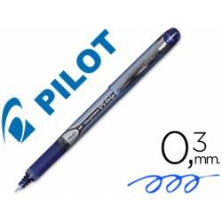 Rotulador Pilot V-5 Grip 0,3 mm Azul