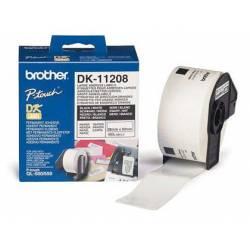 Etiquetas impresora Brother DK-11208