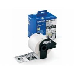 Etiquetas impresora Brother DK-11202
