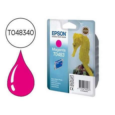Cartucho Epson T048340 Magenta