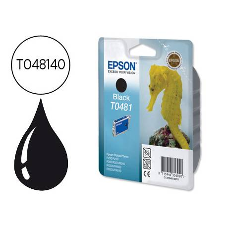 Cartucho Epson T048140 Negro