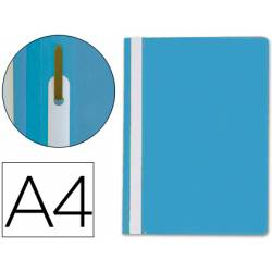 Carpeta dossier fastener Q-Connect Din A4 azul