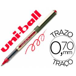 Boligrafo Uni-Ball UB-157 0,5 mm Rojo